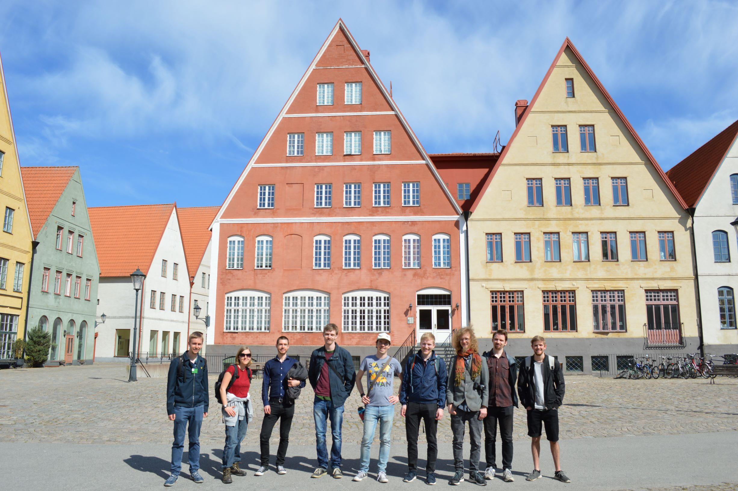 Nordiaj junuloj renkontiĝis en Malmö